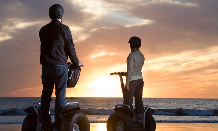 Evolve Segway - City Lakes Area: Two-Hour Self-Guided Segway City Lakes Tour or Two-Hour Electric-Bicycle Rental at Evolve Segway (Up to 51% Off)