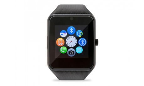 Bluetooth-Enabled Smartwatch