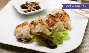 Sindo Grill Restaurant: 3-Gänge-China-Menü nach Wahl für 2 oder 4 Personen im Sindo Grill Restaurant (bis zu 36% sparen*)