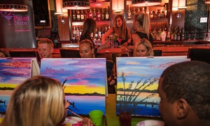 Up to 46% Off Paint Nite Painting Event at Paint Nite, plus 9.0% Cash Back from Ebates.