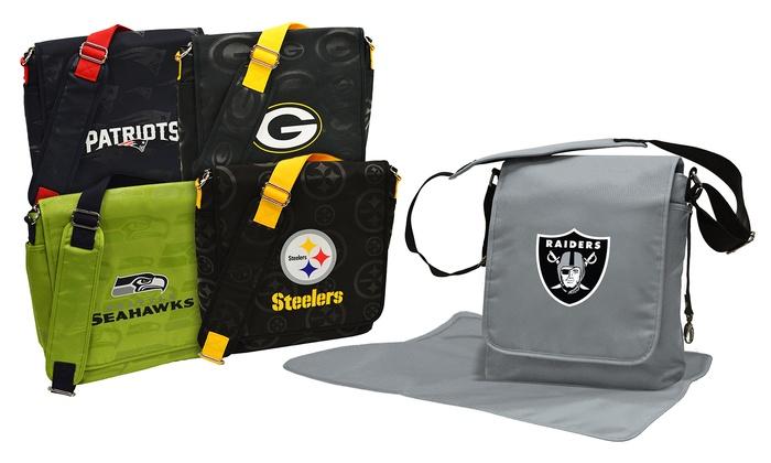 NFL Convertible Messenger/Backpack
