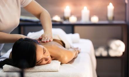 1 sesión de masaje de rehabilitación con opción a vendaje neuromuscular desde 12,95 € en Equipo 21 Ave María