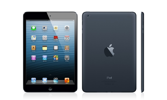 GoldBoxDeals: Refurbished Apple iPad Mini 1 16GB 4G and Wi-Fi Space Grey for £149.99 With Free Delivery