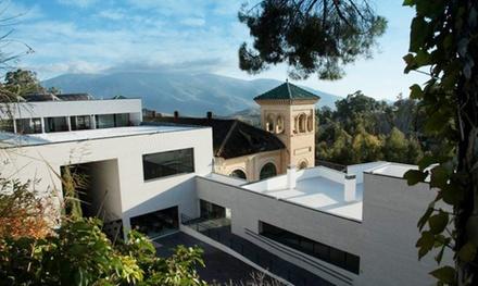 Granada: 1 o 2 noches en habitación doble con desayuno, circuito termal y detalle en Balneario de Lanjarón