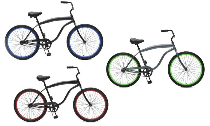 Chatham-1 Men's Single-Speed Beach Cruiser Bike