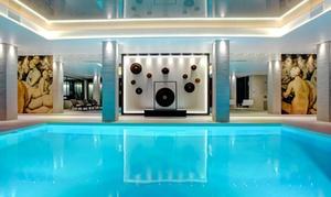 Lyon : chambre double Exécutive 4* avec pdj et accès spa Chassieu