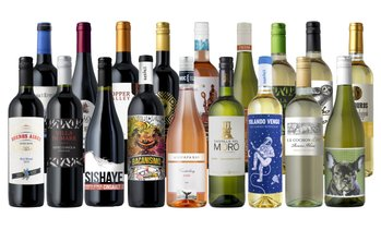 Up to 80% Off 18 Top Wines of 2020 Bundles from Splash Wines