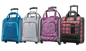 American Tourister Underseat Carry-On Rolling or Spinner Luggage