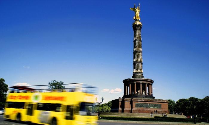 """Berlin Erlebnisse - Berlin: 2 Std. """"Berliner Schnauze"""" Comedy-Erlebnis-Tour für 1 oder 2 Personen von Berlin Erlebnisse (31% sparen*)"""