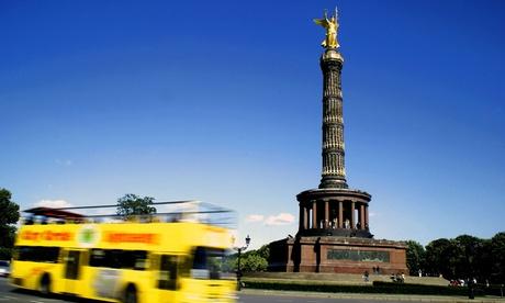 """2 Stunden Comedy-Erlebnis-Tour """"Berliner Schnauze"""" für 1 oder 2 Personen mit Berlin Erlebnisse"""