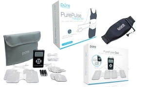 PurePulse Duo and Therapy Belt
