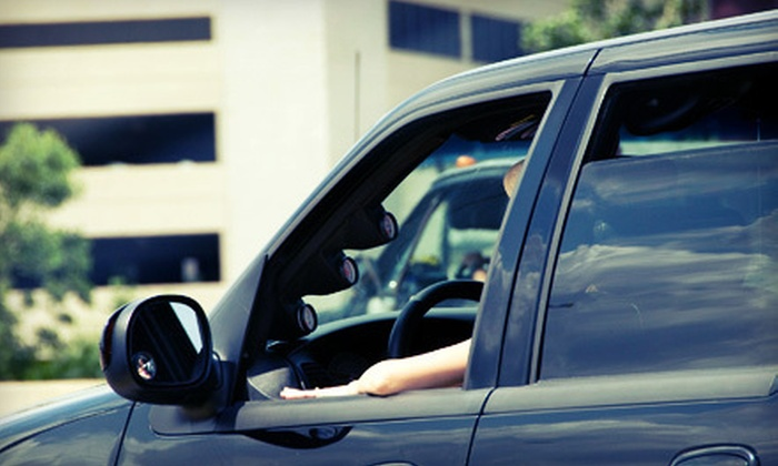 VIP Motorsports - Brooklyn Park - Maple Grove: $159 for Tinting on Five Car Windows at VIP Motorsports in Brooklyn Park ($329 Value)