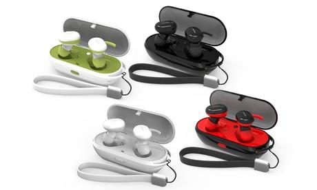 1 o 2 pares de auriculares inalámbricos Soundflow i1