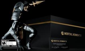 Mortal Kombat X Kollector's Coarse Edition