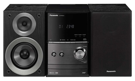Panasonic SCPM602 40W HiFi System for £129 With Free Delivery
