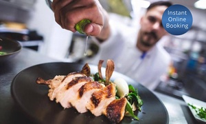 Keira Street Social: $55 for Two-Course Modern Australian for Two People at Keira Street Social, Wollongong (Up to $117 Value)