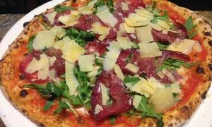 """Ristorante Pizzeria """"Farina del mio Sacco"""": Menu pizza e birra per 2, 4 o 6 persone da Ristorante Pizzeria Farina del mio Sacco (sconto fino a 71%)"""