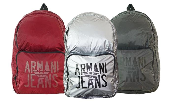 Sac à dos Armani Jeans   Groupon Shopping d137209a92c