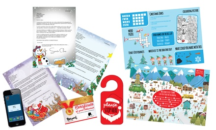 Santa Letters Direct