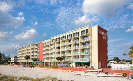 Image Placeholder For Beachfront Hotel On Florida S Gulf Coast