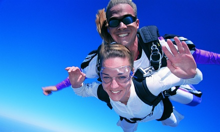Skydiving coupons mn