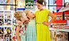 Uptown Kids - Central Oklahoma City: $13 for $25 Worth of Kids' Apparel at Uptown Kids