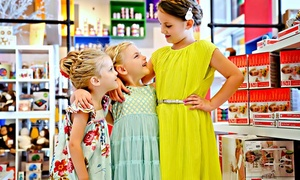 Uptown Kids: $13 for $25 Worth of Kids' Apparel at Uptown Kids
