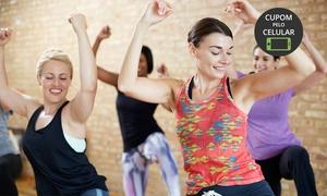 Bailar Centro Cultural: Bailar Centro Cultural – Martins: 1, 4 ou 8 meses de aula de dança