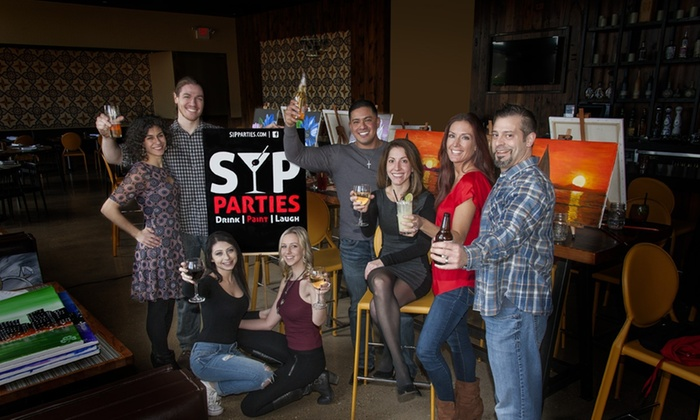 Sip Parties From 95 Chicago Groupon