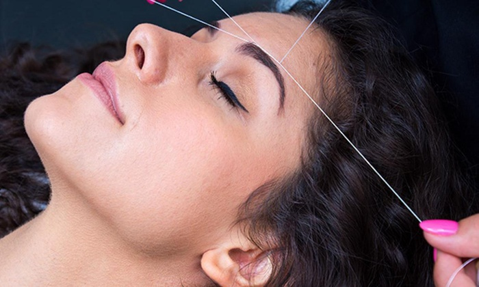 Gifted Hands In Motion - Multiple Locations: $9 for $20 Worth of Threading Services — Gifted Hands In Motion