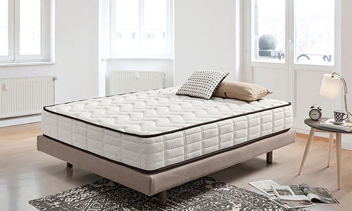 visco gel matratze cashmere groupon goods. Black Bedroom Furniture Sets. Home Design Ideas
