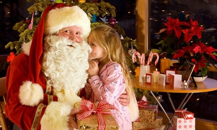 Co. Donegal: 1 or 2 Nights for Four with Santa Visit, Breakfast and Activities at 4* The Shandon Hotel & Spa