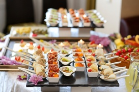 Tasteful Business Catering: $12 for $24 Worth of Catering Services — Tasteful Business Catering