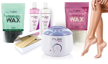 Mylee Stripless Bead Waxing Kit