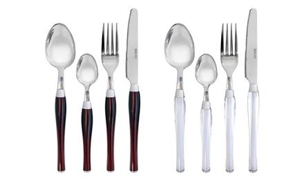 24 Piece Bergner Cutlery Set