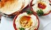Lebanese Tasting Menu for Two
