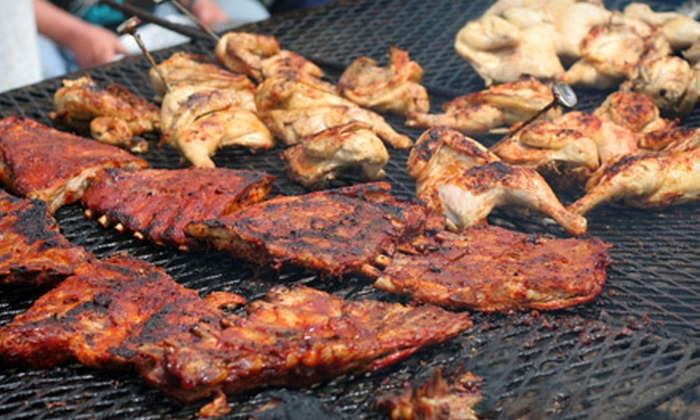 Giffy's Bar-B-Q - Clifton Park: Barbecue at Giffy's Bar-B-Q (Half Off). Three Options Available.