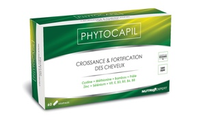 Phytocapil, fortification des cheveux