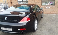 Auto Valet or Glaze for One Car from R95 at Accident Solve (Up to 63% Off)
