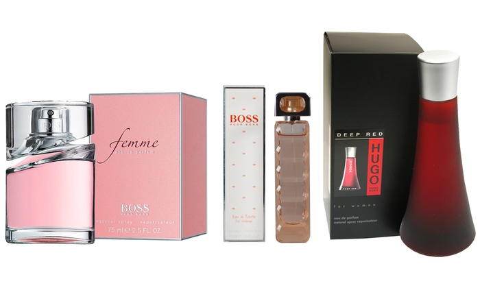 Up To 52 Off Womens Hugo Boss Fragrance Groupon