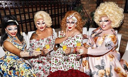 image for Drag Wives Brunch with Bottomless Mimosas, Saturdays at 11 a.m. (March 3–May 26)