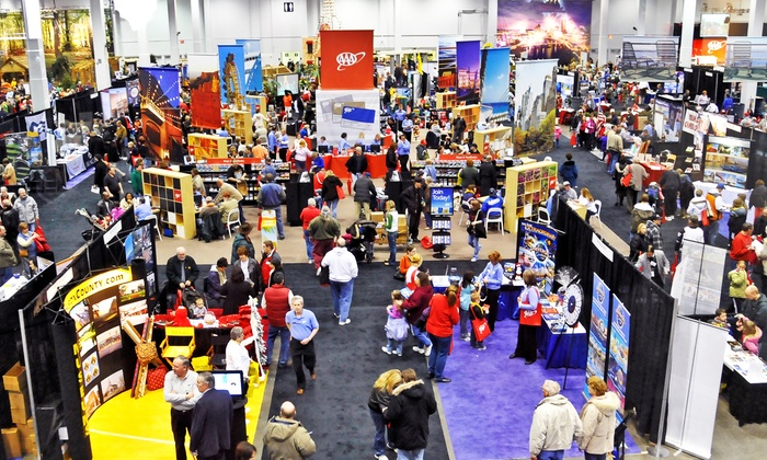 AAA Great Vacations Travel EXPO - Greater Columbus Convention Center: One Day at AAA Great Vacations Travel EXPO for Two or Four (Up to 53% Off)
