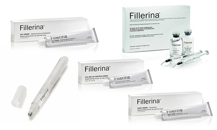 From $45 for a Fillerina Eye and Lip Contour Cream, Lip Plump, Day or Night Cream or Kit (Don't Pay up to $229)
