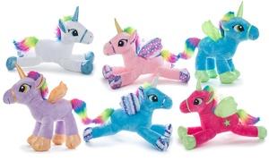 Magic Sparkle Children's Unicorn Plush Toy