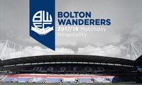 Bolton Wanderers VIP Package: Choice of Five Fixtures, 12 September 2017–10 April 2018 at Macron Stadium (Up to 21% Off)