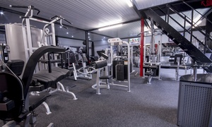 Mas Body Health & Fitness: One-Month Gym Membership for One or Two at Mas Body Health & Fitness (Up to 62% Off)
