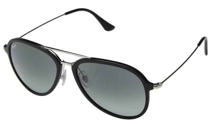 90457458cc5 Unisex Ray Ban Pilot Sunglasses (RB4298)