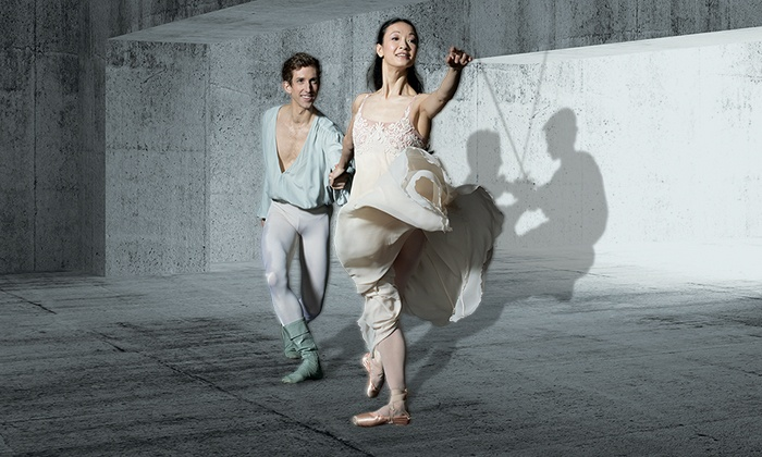 """""""Romeo and Juliet"""" - Keller Auditorium: Oregon Ballet Theatre's """"Romeo and Juliet"""" on March 3 or 5"""