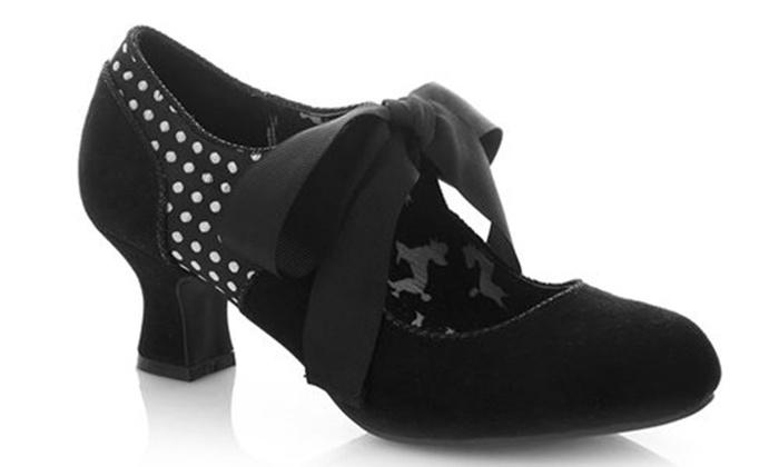 Ruby Shoo Schuhe mit Blockabsatz | Groupon
