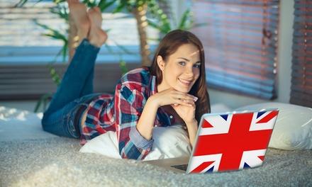 Curso de inglés online de 6, 12 o 18 meses con certificado desde 12,90 € con Oxford Language Institute